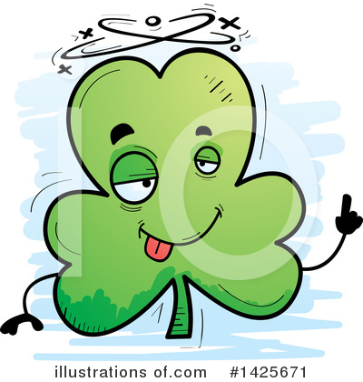 St Patricks Day Clipart #1425671 by Cory Thoman