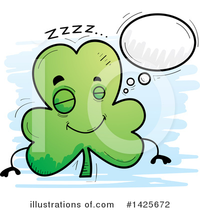 St Patricks Day Clipart #1425672 by Cory Thoman
