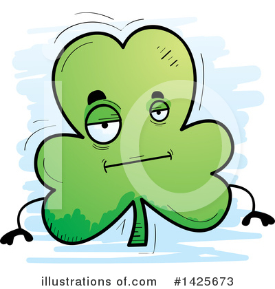 St Patricks Day Clipart #1425673 by Cory Thoman