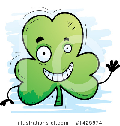 St Patricks Day Clipart #1425674 by Cory Thoman