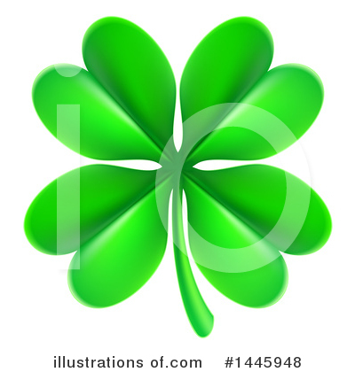 St Patricks Day Clipart #1445948 by AtStockIllustration