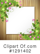 Clovers Clipart #1291402 by merlinul