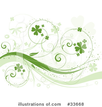 St Patricks Day Clipart #33668 by KJ Pargeter