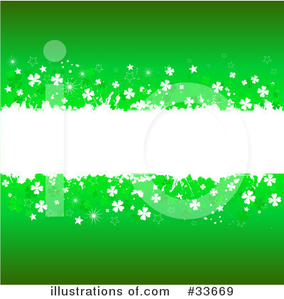 St Patricks Day Clipart #33669 by KJ Pargeter