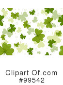 Clovers Clipart #99542 by BNP Design Studio