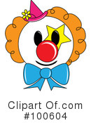 Clown Clipart #100604 by Pams Clipart