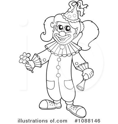 Clown Clipart 1088146