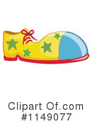 Royalty-Free (RF) Clown Clipart Illustration #1149077