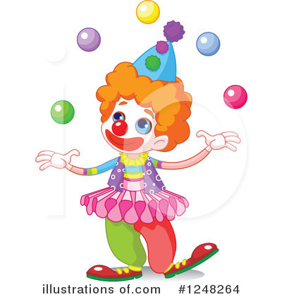 Party Clipart #1248264 by Pushkin