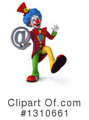 Clown Clipart #1310661 by Julos