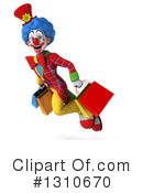 Clown Clipart #1310670 by Julos