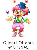 Clown Clipart #1379943