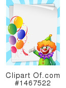 Clown Clipart #1467522 by Graphics RF