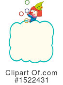 Clown Clipart #1522431 by Graphics RF