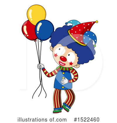 Balloons Clipart #1522460 by Graphics RF