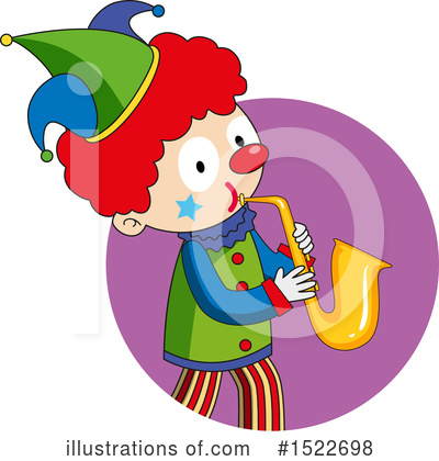 Saxophone Clipart #1522698 by Graphics RF