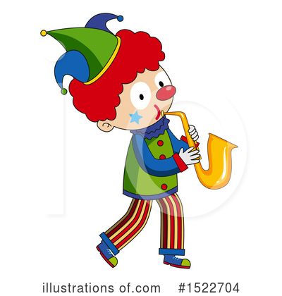 Saxophone Clipart #1522704 by Graphics RF