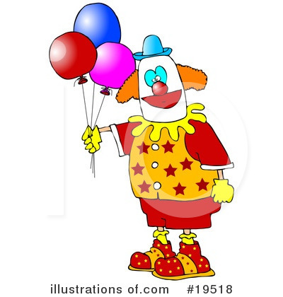 Entertainer Clipart #19518 by djart