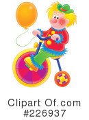 Clown Clipart #226937