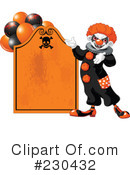 Clown Clipart #230432 by Pushkin