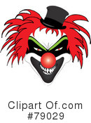 Clown Clipart #79029 by Pams Clipart