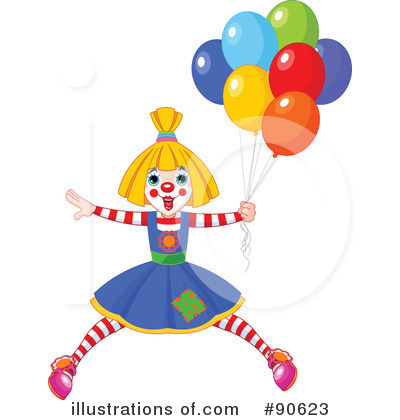 Birthday Party Clipart #90623 by Pushkin