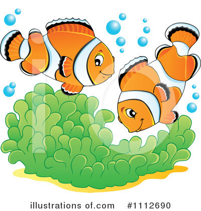 Fish Clipart #1112690 by visekart