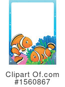Clownfish Clipart #1560867 by visekart