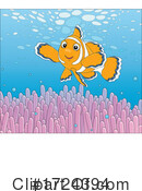Clownfish Clipart #1724394 by Alex Bannykh