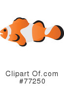 Clownfish Clipart #77250 by Rosie Piter