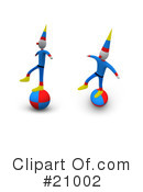 Clowns Clipart #21002