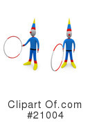 Clowns Clipart #21004