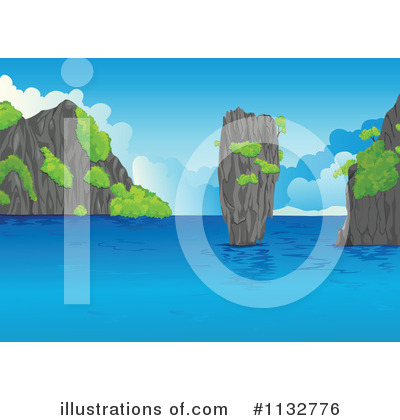 Coast Clipart #1132776 by Graphics RF