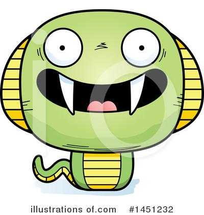 Cobra Snake Clipart #41783 - Illustration by Prawny