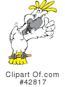Cockatoo Clipart #42817 by Dennis Holmes Designs