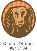 Cocker Spaniel Clipart #219134 by patrimonio
