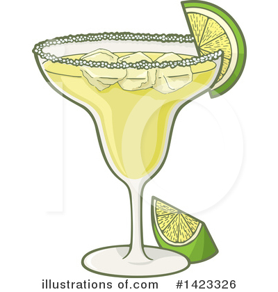 Lime Clipart #1423326 by Any Vector
