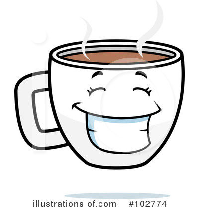 Coffee Clipart #102774 by Cory Thoman