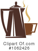 Royalty-Free (RF) Coffee Clipart Illustration #1062426