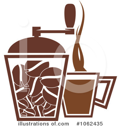 Coffee Clipart #1062435 by Vector Tradition SM