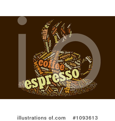 Coffee Clipart #1093613 by MacX
