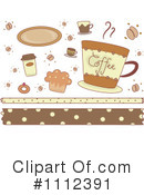 Coffee Clipart #1112391 by BNP Design Studio