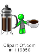 Coffee Clipart #1119850 by Leo Blanchette