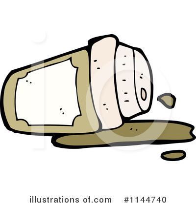 Coffee Clipart #1144740 by lineartestpilot