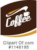 Royalty-Free (RF) Coffee Clipart Illustration #1146195