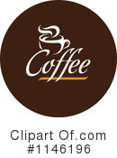 Royalty-Free (RF) Coffee Clipart Illustration #1146196