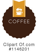 Royalty-Free (RF) Coffee Clipart Illustration #1146201