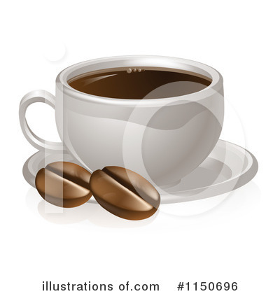 Coffee Bean Clipart #1150696 by AtStockIllustration