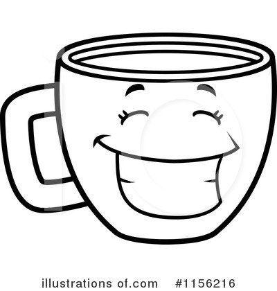 Coffee Clipart #1156216 by Cory Thoman