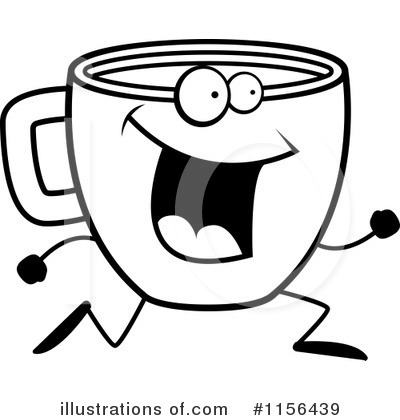 Coffee Clipart #1156439 by Cory Thoman